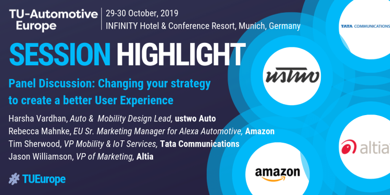 Altia Discusses Building a Better UX at TU Automotive Europe